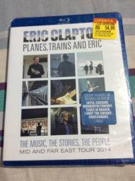 Blu-ray Eric Clapton - Planes, trains and Eric