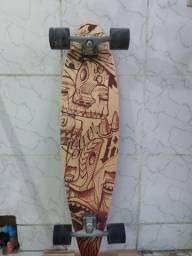 Skate long novo