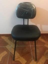 Cadeira de couro de Escritorio