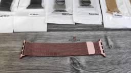 Título do anúncio: Oferta relâmpago! Cintas para Apple Watch e para todas versões Iwo de 42mm e 44mm!