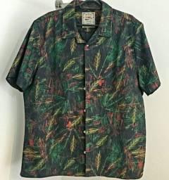 Camisa Jeans COCA-COLA ORIGINAL G seminova