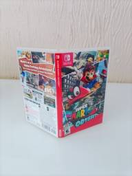 Super Mario Odissey Nintendo Switch - @iClick.imports