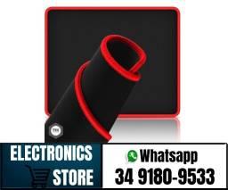 Mousepad Gamer Borda Costurada Grande 27 X 22 Cm Speed Edition (Fazemos Entregas)