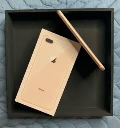 iPhone 8 Plus Rosé 64GB - ZERADO