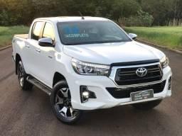Título do anúncio: Toyota - Hilux SRX 2.8 2019