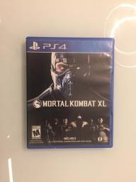 Título do anúncio: Mortal Kombat XL- PS4