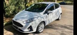 Vendo New Fiesta Titanium Plus 2018