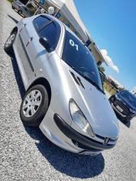 ? Peugeot 206 1.0 com ar condicionado