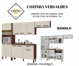 Título do anúncio: Destak Móveis- Cozinha Versalhes 66430