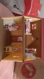 Título do anúncio: Casinha de boneca Sylvanian families