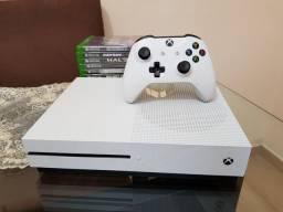 Xbox one s / até 18 x / garantia