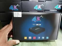 Vende-se aparelho TV box Android 10.1 RAM 8GB ROM 64GB WFI 5G