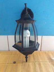 Título do anúncio: Luminária externa valor r$ 30