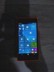 Título do anúncio: Nokia Lumia 730 Dual Sim com Windows 10 Mobile