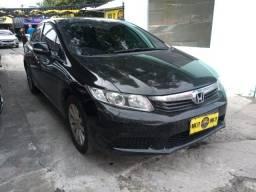 Honda Civic LXL Automatico (Completo+GNV) Entrada 10.000 + 48x 1.090