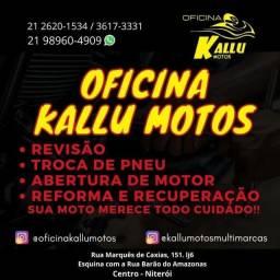 Título do anúncio: Oficina de motos em Niteroi