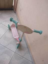 Título do anúncio: Patinete infantil triciclo só hoje