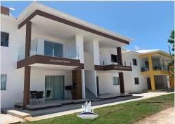 Apartamento com 2 dormitórios à venda, 110 m² por R$ 480.000,00 - Praia do Mutá - Porto Se