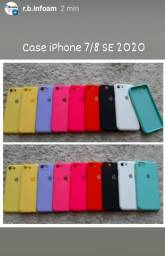 Capa iPhone 7/8 SE 2020