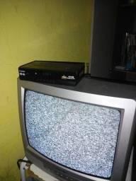 Título do anúncio: Tv e converso