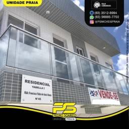 Apartamento com 2 dormitórios à venda, 56 m² por R$ 135.000 - Mangabeira - João Pessoa/PB