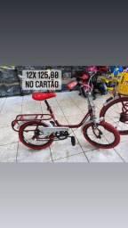 bicicleta aro 16 monareta