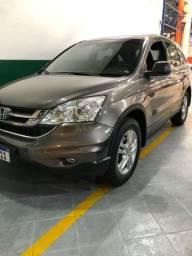 HONDA CRV EXL Com Revisões Honda desde zero