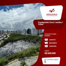 Condomínio Tyrol / Jardins / 110m²
