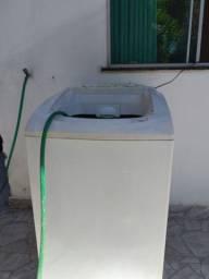 Máquina de lavar 10 kgs Consul sem a tampa mas funcionando