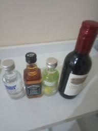 Miniatura de bebidas