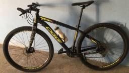 Título do anúncio: Bike Oggi hacker HDS aro 29 tamanho 17.