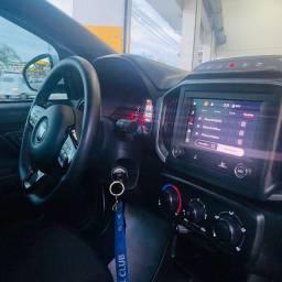 Título do anúncio: Strada Fiat freedom cabine plus 2021 com multimídia