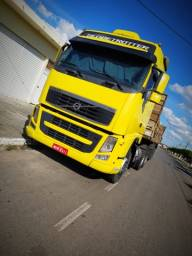 Volvo 460 6x2 globetrotter