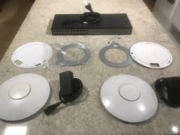Switch HP Gigabit e WiFi Ubiquiti
