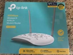 Modem + Roteador TP-link 8961 novo
