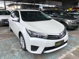 Toyota Corolla GLI 1.8 Aut. Modelo 2017 com 53.000 km