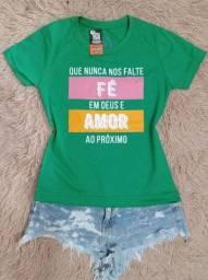 Título do anúncio: Camisas femininas atacado
