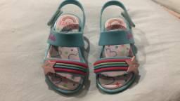 Sapatos infantil Nº 21