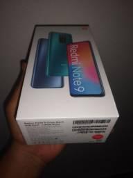 Redmi Note 9 Lacrado