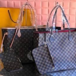 Título do anúncio: Bolsa Neverfull Louis Vuitton