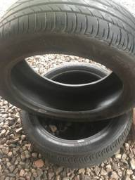 Vendo 2 pneus aro 17