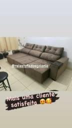 Título do anúncio: Promoção sofá retrátil a partir de 1399 avista