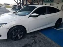 Honda Civic Sport Aut. 16/17 - 2017