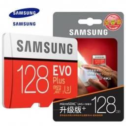 Cartão de Memória Samsung Micro SDXc Uhs-3 128Gb Class10