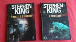 Livros de suspense Stephen King