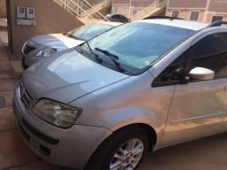Idea 08/09 19.000,00 troco por Honda Fit - 2008