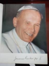 Bíblia comemorativa da primeira visita do Papa João Paulo ll ao Brasil
