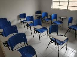 Cadeiras sala de aula