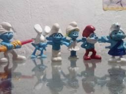 Smurfs bonecos