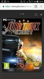 Chave key do euro truck 2 Simulador